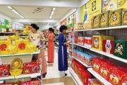Thị trường giỏ quà Tết: Hàng Việt được ưu tiên