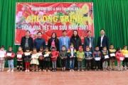 Ngành GD & ĐT Nghệ An: Mang tết sớm đến giáo viên và học sinh vùng cao