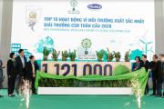 Vinamilk: Công ty duy nhất và đầu tiên của Việt Nam được vinh danh 'Tài sản đầu tư có giá trị của ASEAN'