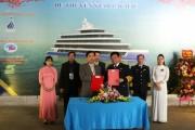 Lễ cắt tôn dự án du thuyền 5 sao Star Pacific tại Hải Phòng