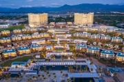 Chủ Alma Resort tăng mạnh vốn điều lệ, hút 400 tỉ đồng từ trái phiếu