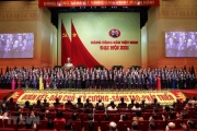 Ra mắt Ban Chấp hành Trung ương Đảng khóa XIII
