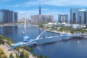 4 cây cầu kết nối Thủ Thiêm được đầu tư những năm tới