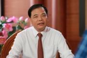 Bộ trưởng Nguyễn Xuân Cường: 'Doanh nghiệp là 'hạt nhân' phát triển của ngành nông nghiệp'