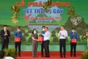 Thủ tướng phát động Tết trồng cây, trồng mới 1 tỉ cây xanh