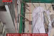 Công trình gây nứt nhà dân ở Hàng Buồm, Hà Nội: Cần có biện pháp bảo vệ an toàn tính mạng, tài sản người dân