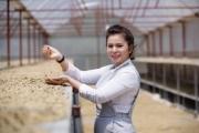 Doanh nhân tuổi Sửu: Khát vọng vươn ra 120 thị trường của nữ doanh nhân Lê Hoàng Diệp Thảo