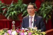 Đồng chí Trần Tuấn Anh được giới thiệu ứng cử ĐBQH khóa XV
