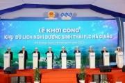 FLC khởi công khu du lịch nghỉ dưỡng sinh thái tại Hà Giang
