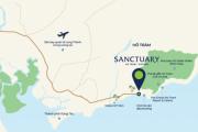 Thập kỷ âm vốn của chủ đầu tư Sanctuary Hồ Tràm