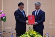 Nhà báo Trần Tuấn Linh được bổ nhiệm làm Tổng Biên tập Báo Sức khỏe và Đời sống