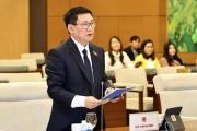 Tổng Kiểm toán Nhà nước Hồ Đức Phớc được giới thiệu ứng cử ĐBQH khóa XV
