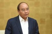 Thủ tướng Nguyễn Xuân Phúc được giới thiệu ứng cử Quốc hội ở khối Chủ tịch nước