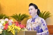 Chủ tịch Quốc hội: Chính sách tiền tệ và tài khóa đã góp phần hạn chế các tác động bất lợi