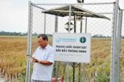 Nông dân Đồng Tháp 'say' công nghệ thông minh