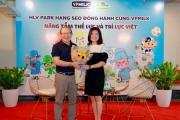 HLV Park Hang Seo tiếp tục đồng hành cùng VPMILK, nâng tầm thể lực Việt
