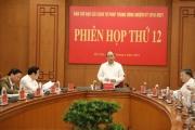 Chủ tịch nước chủ trì họp phiên họp thứ 12 Ban chỉ đạo Cải cách tư pháp Trung ương