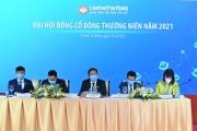 Đại hội đồng Cổ đông LienVietPostBank 2021: Chia cổ tức 12% bằng cổ phiếu, ông Nguyễn Đức Thụy được bầu vào Hội đồng quản trị