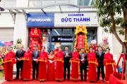 Tưng bừng khai trương Showroom Đức Thành Panasonic tại Hà Nội
