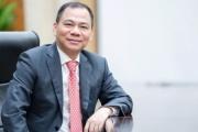 Forbes: Việt Nam có 6 tỷ phú USD, dẫn đầu là ông Phạm Nhật Vượng