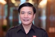 Bí thư Đắk Lắk Bùi Văn Cường giữ chức Tổng thư ký Quốc hội