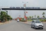 Hà Nội: Công nhận 2 huyện Thanh Oai và Phúc Thọ đạt chuẩn nông thôn mới
