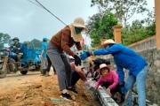 Hà Tĩnh: Giáo viên huyện miền núi lập công chào mừng ngày hội bầu cử