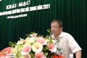 Bắc Giang:Khai mạc Trại sáng tác Âm nhạc, Nhiếp ảnh năm 2021