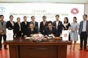 C.T Group hợp tác toàn diện với Trường đại học Ngoại thương cơ sở 2