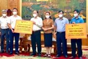 T&T Group ủng hộ 1000 tấn gạo và 5 tỷ đồng tiếp sức cho Băc Ninh, Bắc Giang chống dịch