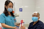 Ikigai Việt Nam tiếp tục gửi tặng hàng ngàn suất quà cho bệnh viện, làng trẻ em tại Hà Nội