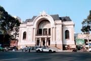 Về cuộc thi thiết kế Nhà hát ngàn tỉ, Tổng Lãnh sự quán Pháp gửi công hàm tới UBND TP.HCM
