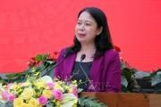 Phó Chủ tịch nước kiểm tra công tác phục vụ bầu cử ở Lâm Đồng