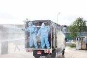 Xuất cấp hóa chất khử khuẩn phòng, chống dịch COVID - 19 từ nguồn dự trữ quốc gia cho Bắc Giang, Bắc Ninh, Bộ Y tế
