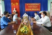 Bắc Giang: xã Hương Mai (Việt Yên) xác định mốc thời gian đến 21/6 - Địa phương an toàn không còn dịch Covid - 19 trên địa bàn