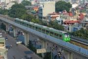 Hà Nội chuẩn bị khai thác thương mại đường sắt Cát Linh-Hà Đông