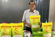 Hạt gạo ST25: Cuộc hành trình vinh quang chưa về đích…