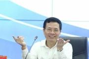 Bộ trưởng Bộ TT&TT Nguyễn Mạnh Hùng: Yêu nước là dẫn dắt chuyển đổi số quốc gia