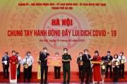 MB chung tay, góp sức cùng Hà Nội đẩy lùi COVID-19