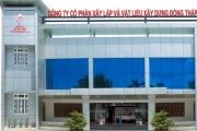 Soi sức khỏe tài chính DongThap BMC - đích nhắm M&A mới của Vinaconex