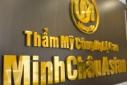 Thẩm mỹ viện công nghệ cao Minh Châu Asian, đẹp mãi với thời gian