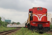 Hỗ trợ vận chuyển hàng hóa nông sản ngành đường sắt giảm 50% giá cước