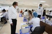 TPHCM khởi động chiến dịch tiêm 836.000 liều vaccine phòng COVID-19