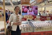 Vải, chuối và xoài đông lạnh Việt Nam tiếp tục chinh phục thị trường Nhật Bản