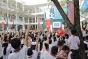 """Nhà trường, gia đình và xã hội """"bắt tay"""" cùng chống ma túy"""