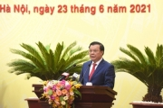 Bí thư Thành ủy Hà Nội Đinh Tiến Dũng: tập trung phát triển kinh tế - xã hội, chăm lo đời sống Nhân dân