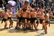 Hội vật cầu nước  Yên Viên, Vân Hà - di sản văn hóa của tỉnh Bắc Giang cần được bảo tồn