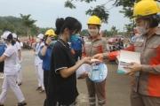 Hà Tĩnh: Điện lực Hương Sơn tiếp sức cùng sĩ tử