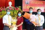 Chi bộ Trường THPT Pleiku quan tâm kết nạp Đảng cho học sinh