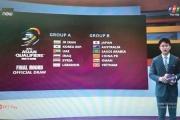 Việt Nam chạm trán Trung Quốc tại vòng loại thứ 3 World Cup 2022
